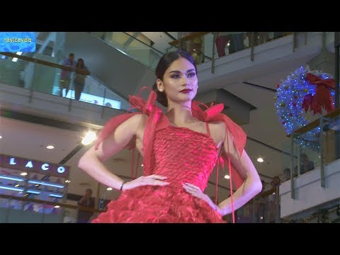 Thai Silk International Fashion Week 2018 Oliver Tolentino featuring Pia Alonzo Wurtzbach