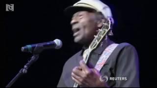 Rock'n'roll pioneer Chuck Berry dead at 90