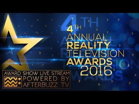 The 2016 Reality TV Awards: Red Carpet & Award Show Live Stream