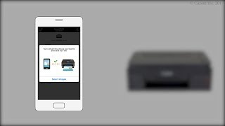 Enabling printing from a smartphone (iOS) - 2/2 (G3010 series)