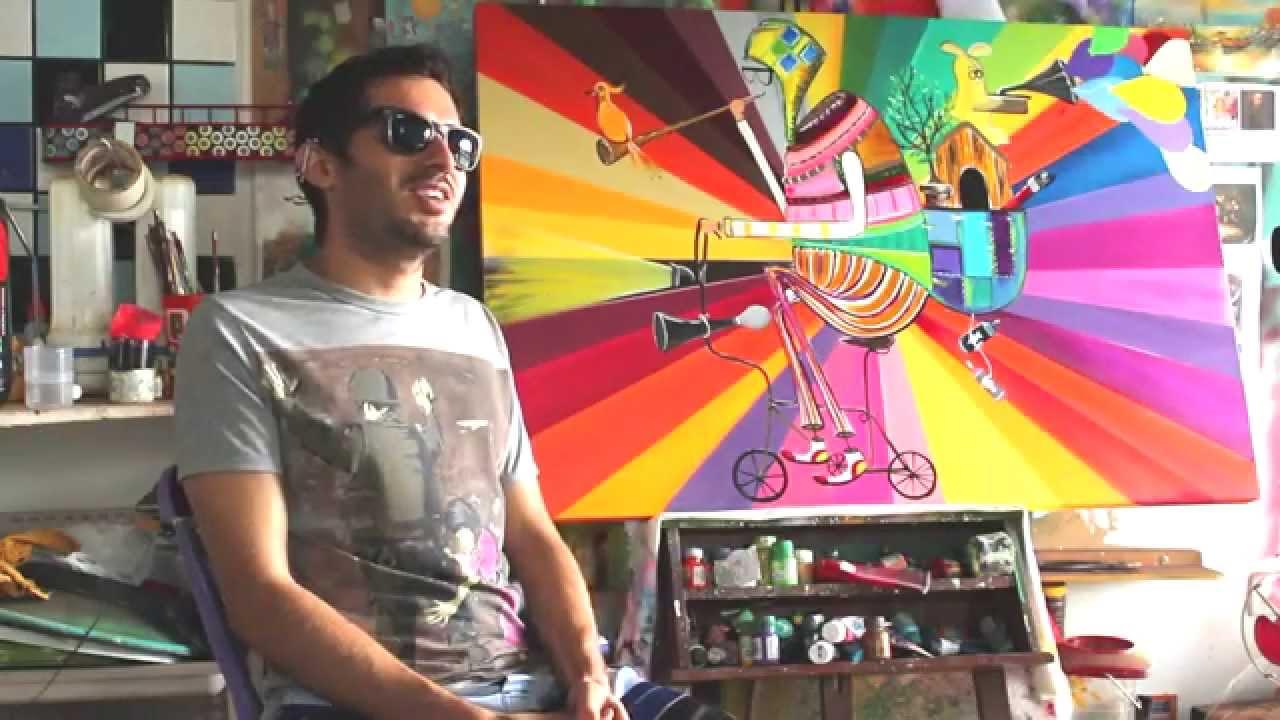 Biografia Artista Plástico Lobo Pop Art   Lobo Pop Art