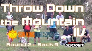the disc golf guy vlog 371 tdtm 4 r2 back 9 eilers lammers climo guice cole