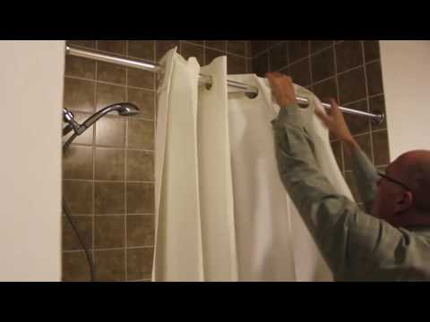 Invacare BenchBuddy Shower Curtain Review