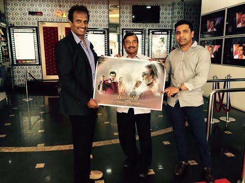 Arun Pandian bought Rajinikanth's Kabali distribution rights in singapore
