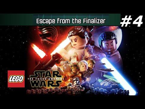 Lego Star Wars : The Force Awakens - Finalizer Hangar 1   Part 4 #legostarwars:theforceawakens  