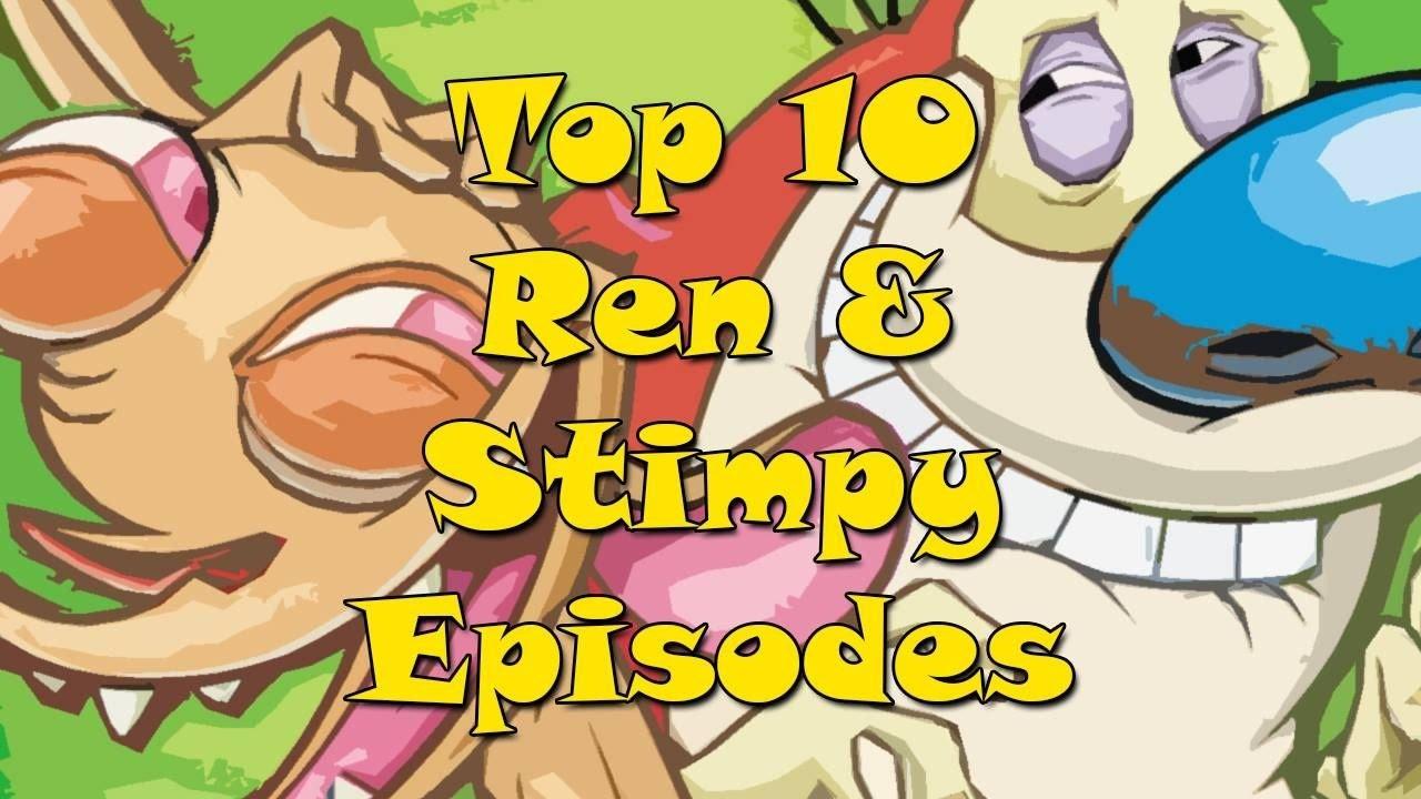 top 10 ren stimpy episodes
