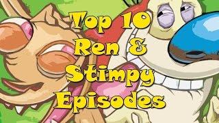 Top 10 Ren & Stimpy Episodes