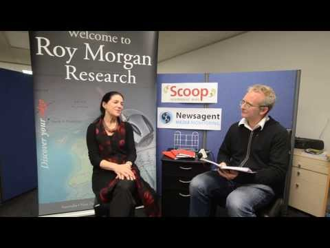 Auckland vs Wellington vs The Rest of NZ - Roy Morgan Research State Of The Nation