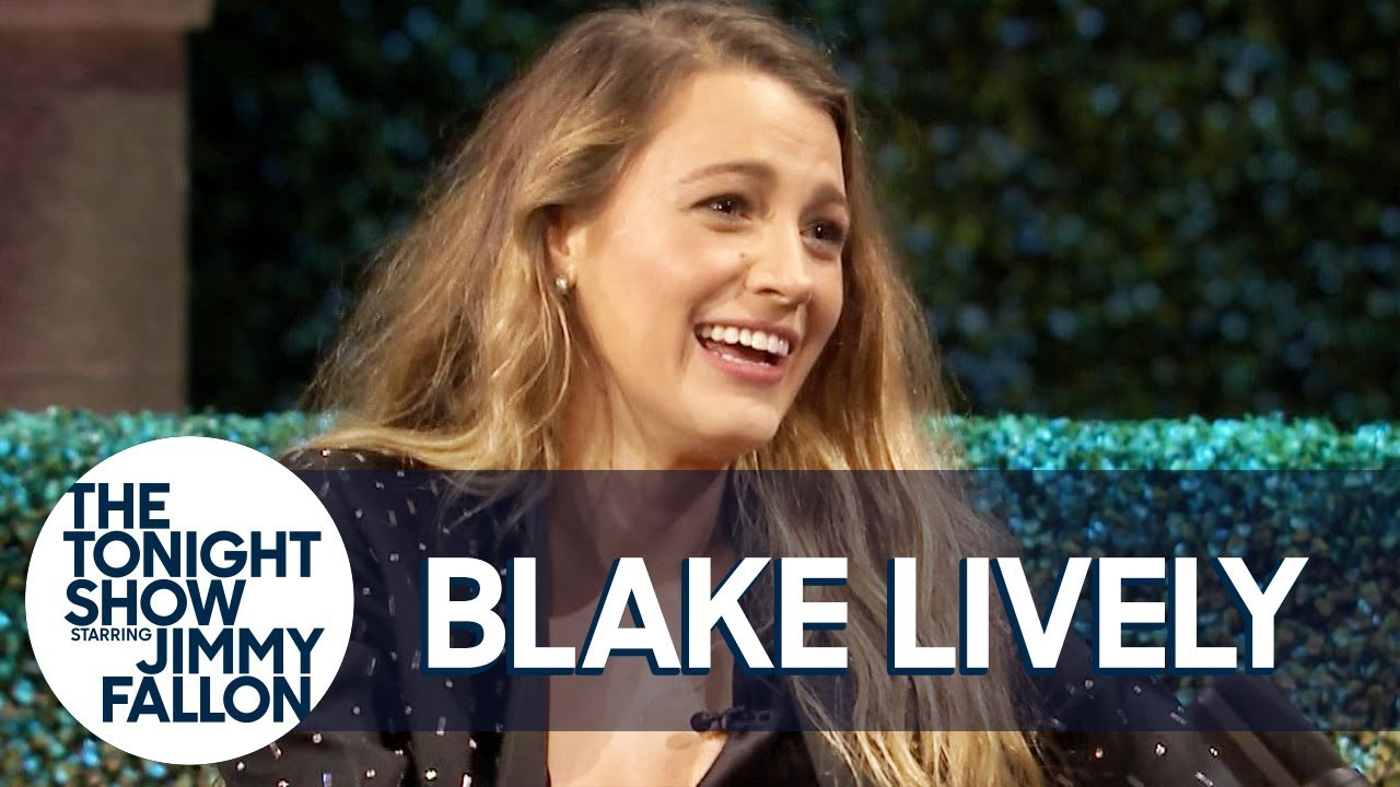 Blake Lively Is Still Obsessed with Baby Spice