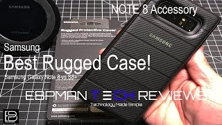 The Best Samsung Rugged Case for the Samsung Galaxy Note 8 from Samsung!
