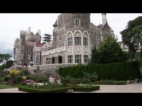 Toronto, Casa Loma - Canada, HD Travel Channel