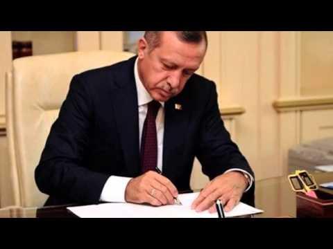 Cumhurbaşkanı Erdoğan, Yüksek Askeri Şura Kararlarını Onayladı