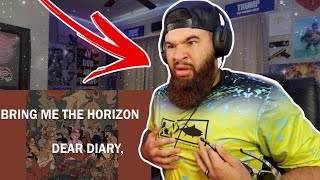 Christian Reacts to BRING ME THE HORIZON - DEAR DIARY