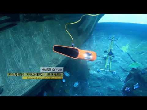 underwater drone ,rov