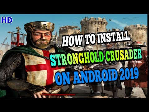 STRONGHOLD CRUSADER ON ANDROID