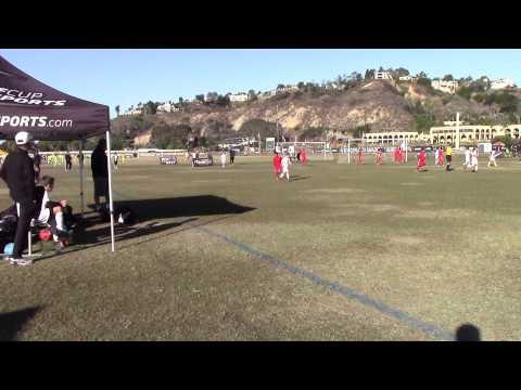LOS ANGELES UNITED FUTBOL ACADEMY LAUFA BU12 RED 20151128 vs CROSSFIRE PREMIER A B03, BERN, W 2 0