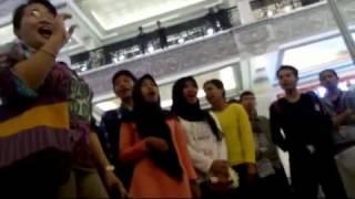 Flashmob Tembang Dolanan Anak
