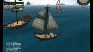 Pirates of the Caribbean Online  Sea Battle