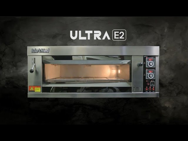 Feel The Baker's Friend Ultra Experience!