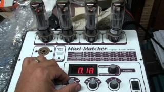 Mullard Xf2 6CA7/EL34 Test 2