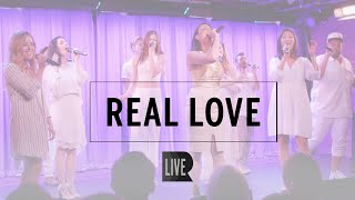Real Love (cover) - RANGE [Live @ SubCulture]