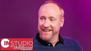 "Matt Walsh on 'Veep' ""Bittersweet"" Ending & Last Day On Set | In Studio"