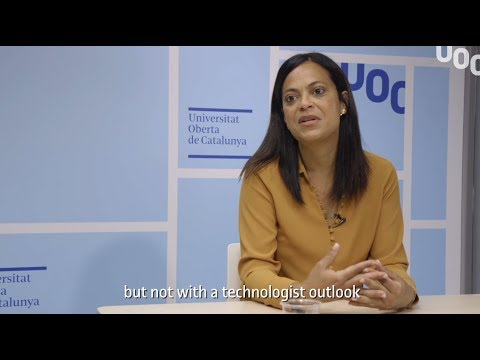 UOC R&I Talk with Adriana Ornellas