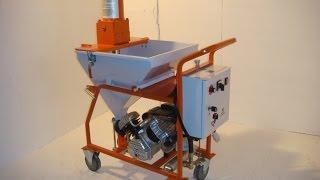 Штукатурная машина (станция) DP-N1 идеальный выбор!(http://Dino-Power.RU Штукатурная машина DP-N1. Смесительный насос непрерывного действия для подачи пастообразных..., 2015-04-20T07:43:13.000Z)