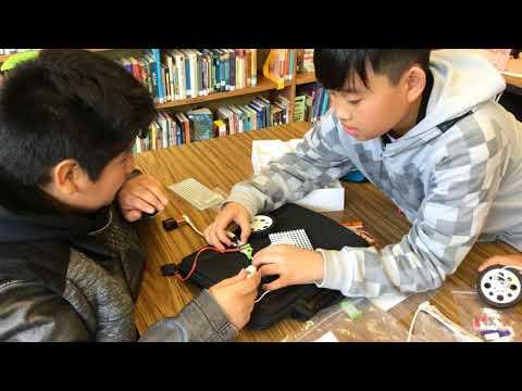 Ben Franklin School Library:  Follett Challenge