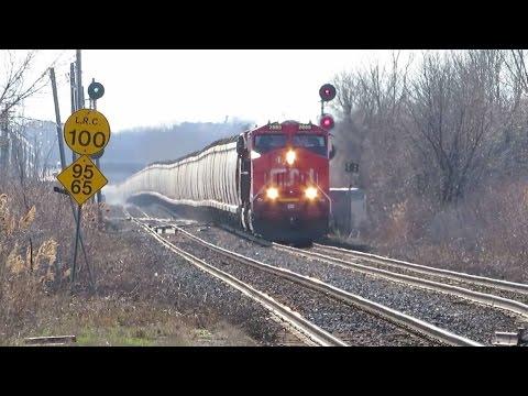 le dimanche le 23 avril 2017 Sortie Railfanning dans la gare de Dorval