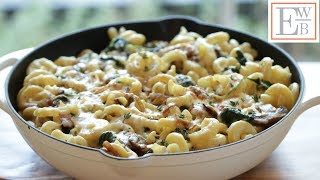 Cheesy Pasta Bake with Veggies   ENTERTAINING WITH BETH