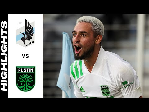 Minnesota Austin FC Goals And Highlights