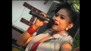 HARUSKAH BERAKHIR - LILIN HERLINA  karaoke dangdut (Tanpa vokal) cover