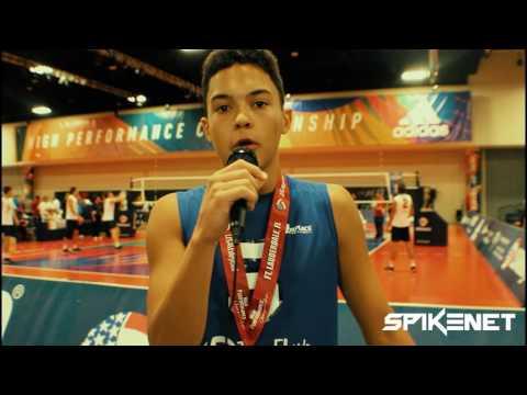 BRY Setter Christian Viera Championship Game Interview