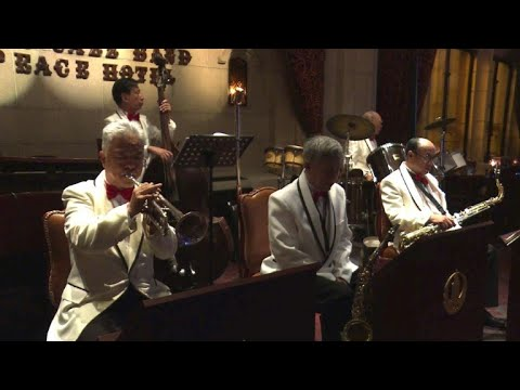 'Oldest jazz band' a constant in fast-modernising Shanghai