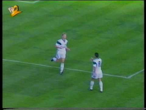 Sporting - 4 x Leça - 3 de 1993/1994 4ª Elim Taça de Portugal