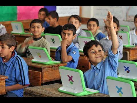 $$MILLIONS$$ WASTED?? - ONE LAPTOP PER CHILD
