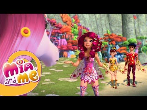 Мия и Я - 2 сезон - 07-09 серия - Mia And Me   Мультики для детей про эльфов, единорогов HD