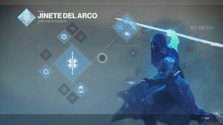 Destiny 2 Beta (Clases y Subclases)