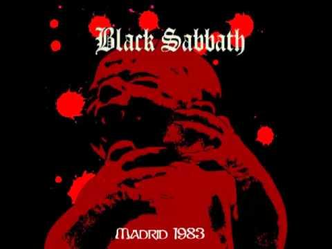 Black Sabbath Born Again Tour: Madrid '83 (Ian Gillian)