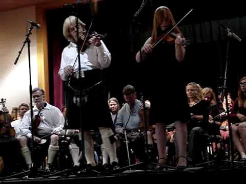 San Francisco Scottish Fiddlers- Dark Island