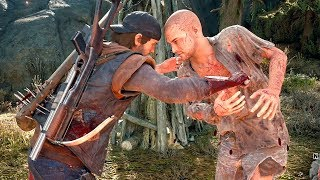 Days Gone Ep 24 Hear About a Ripper Camp & He Never Came Back Walkthrough PS4 PRO 4k