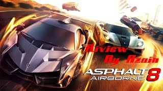 Asphalt 8 : Airborne V1.0.0 Mod Android Gameplay + GlTools (Andromax C3)