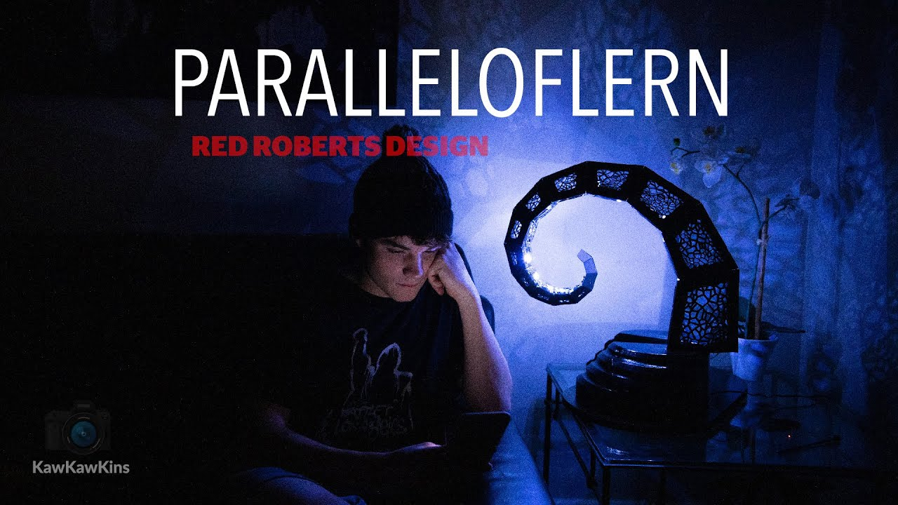Paralleloflern - Red Roberts Design (Industrial Design, Victoria University)