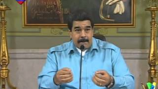 Presidente Nicolás Maduro opina sobre Chino y Nacho en concierto Suena Caracas
