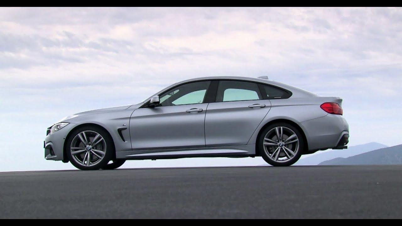 BMW I Gran Coupe Official Video YouTube - Bmw 435i gran coupe xdrive