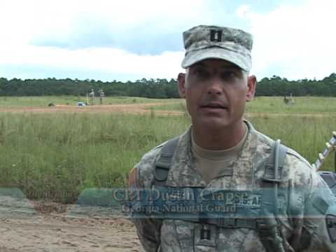 National Guard Pathfinder Course