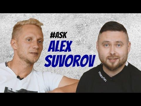 #ASK Alex Suvorov | Milionar?! | Despre Pescuit, Prima De 50k, Revenirea La Națională + CONCURS
