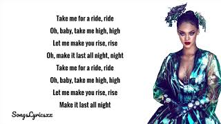 Rihanna - Only Girl (In The World) (Lyrics)