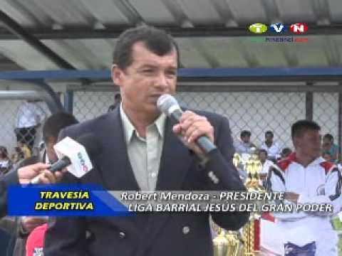 Liga San Miguel de Ibarra inauguró campeonato de Fútbol. (Noticias Ecuador)
